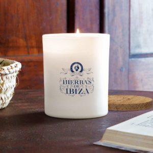 hierbas de ibiza vela candle