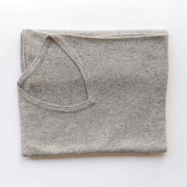 Poncho cashmere artesanal   Tana tienda online
