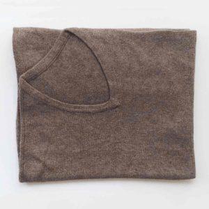 Poncho cashmere artesanal | Tana tienda online