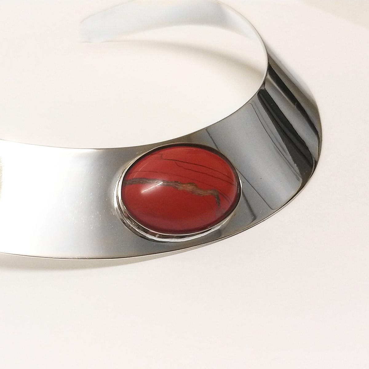 gargantilla plata artesanal | TANA tienda