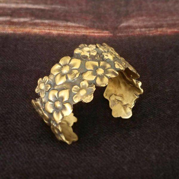 pulsera artesanal cobre | Tana tienda artesanal