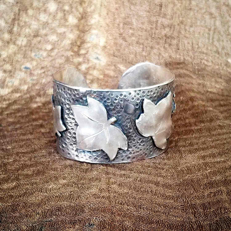 pulsera artesanal plata | Tana tienda artesanal