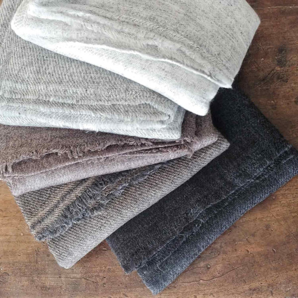 Fular cashmere artesanal | Tana tienda