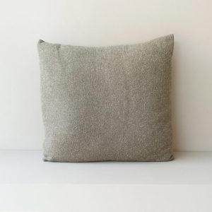 Cojin rustico de lana | Tana tienda online