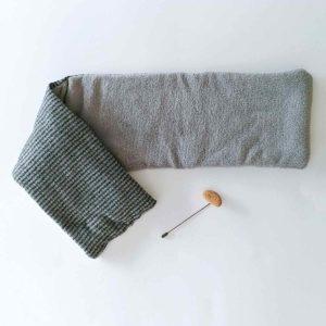 cuello de lana merina