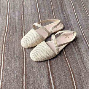 sandalia natural