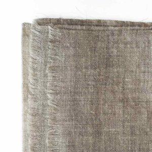 fular cashmere natural